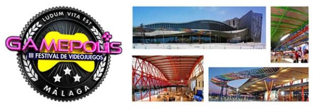 GameInvest y Gamepolis festival del videojuego de málaga