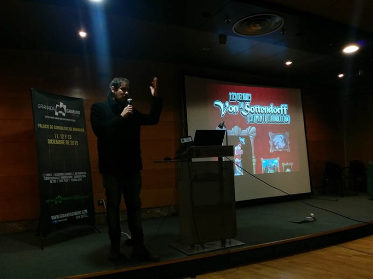 arturo monedero granada gaming