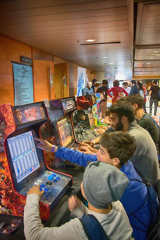 desarrollo videojuegos granada