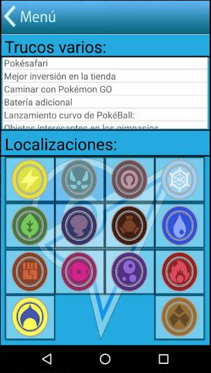 app de trucos para pokemon go