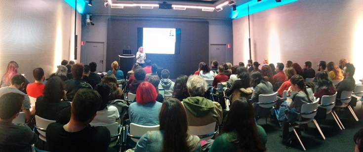 conferencia sobre videojuegos en madrid