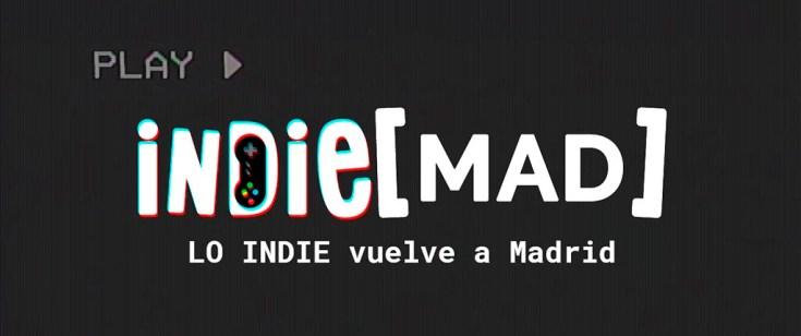 indiemad videojuegos 2018