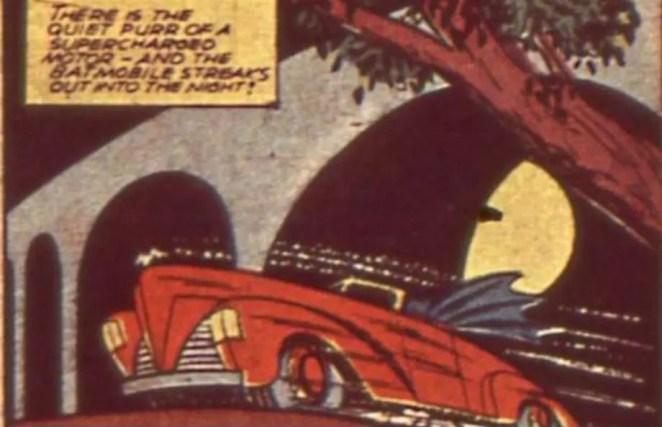 carro do batman png