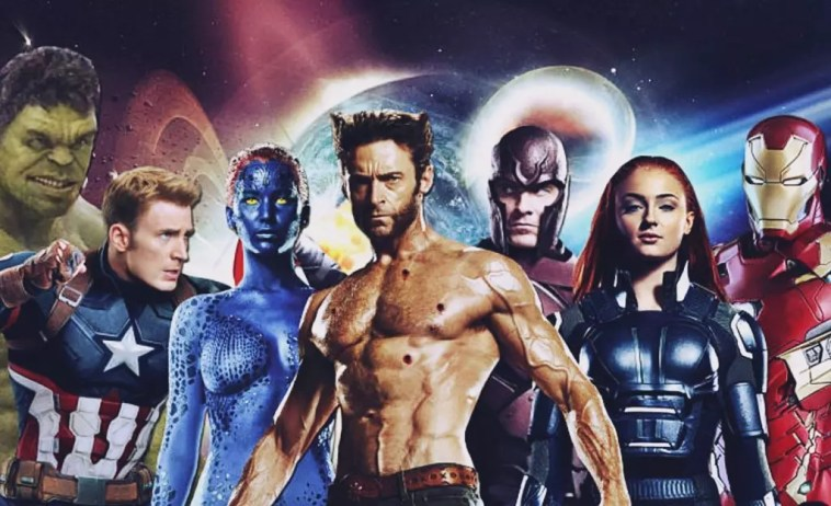X-Men no MCU