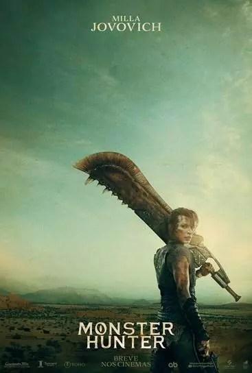 Imagem do filme Monster Hunter