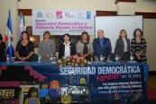 SEGURIDAD DEMOCRATICA
