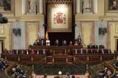 FAMILIA REAL APERTURA DE LA XII LEGISLATURA- CONGRESO DE LOS DIPUTADOS 17 DE NOVIEMBRE DE 2016