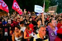 200 mil pessoas na Paulista, um milhão pelo Brasil; contra o golpismo anti-popular.