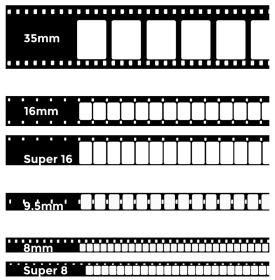 formato de filme