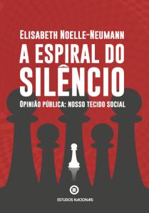 livro a espiral do silêncio de elisabeth noelle-neumann