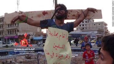 foto mostra cristão perseguidos no mundo