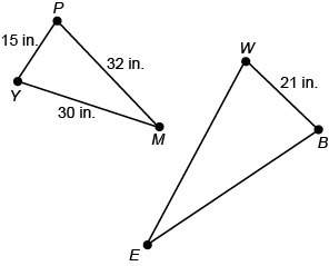 Parallelogram efgh is similar to parallelogram jklm . what