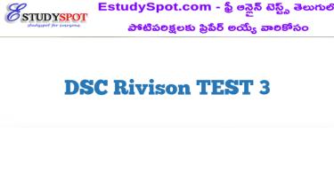 DSC Rivison TEST 3