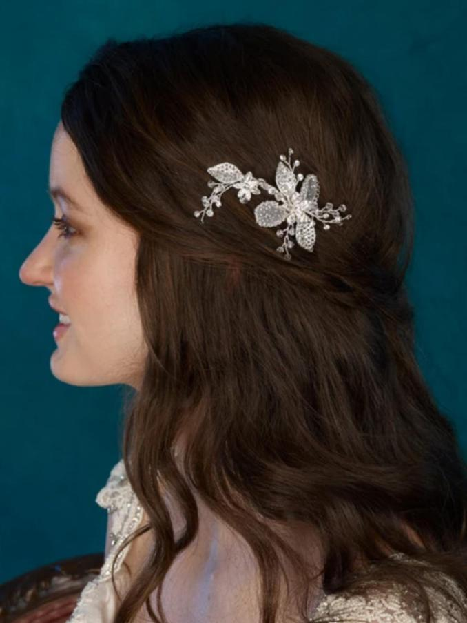 bridal hair pieces estelle's dressy dresses in farmingdale , ny