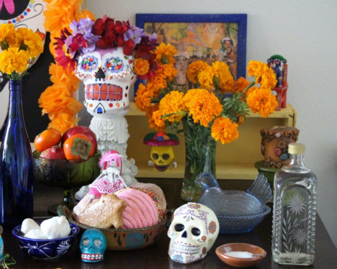 How To Celebrate The Day Of The Dead: Delicious Recipes