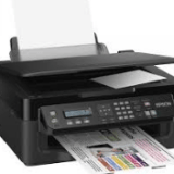 EPSON WORKFORCE WF-2510WF DRIVER DOWNLOAD