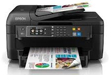 Epson WorkForce WF-2661 Driver Download