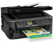 Epson WorkForce 545 Drivers & Downloads