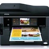 Epson WorkForce 845 Drivers & Downloads
