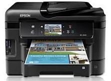 Epson WorkForce WF-3540 Drivers & Downloads
