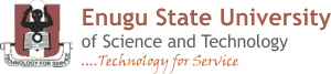 ESUT Postgraduate Admission for 2020/2021