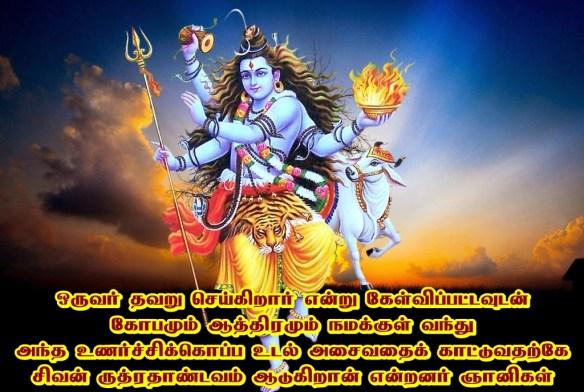 Lord Shiva tandav