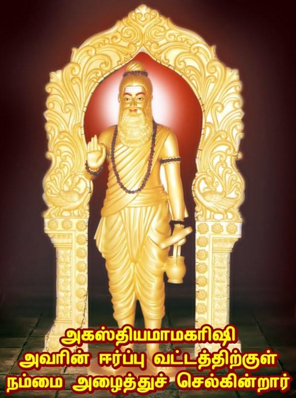 அகஸ்தியமாமகரிஷி - பாபனாசம்