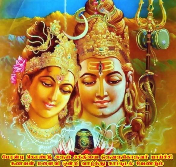வசிஷ்டர் அருந்ததி - கௌரி
