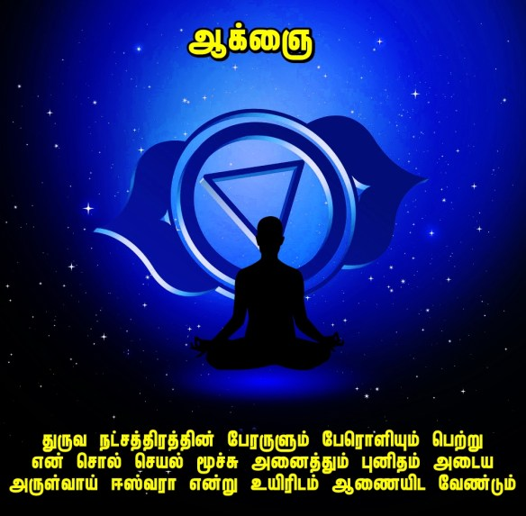 akkinai sixth chakra