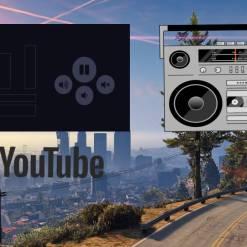 FiveM Speaker Mod