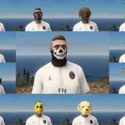 FiveM Mask Pack