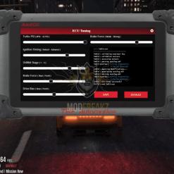 ESX Tuner Laptop