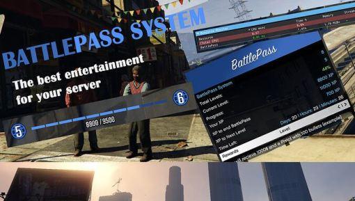 FiveM Battlepass