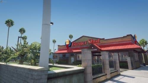 NoPixel Burgershot