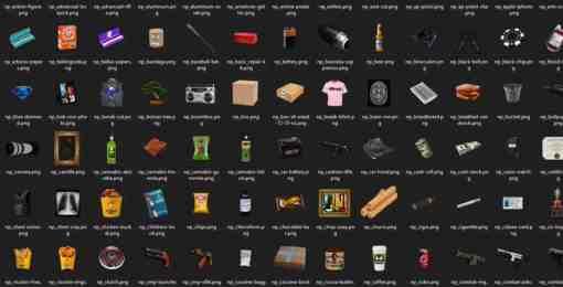 NoPixel Icons