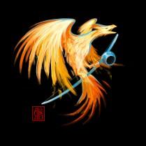 Encres : Capoeira – 541 [ #capoeira #digital #illustration] Illustration digitale réalisée avec GIMP/ Digital painting made with GIMP