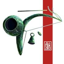 Encres : Capoeira – 547 [ #capoeira #digital #illustration] Illustration digitale réalisée avec GIMP/ Digital painting made with GIMP