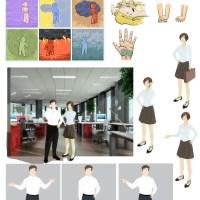 Travaux d'entreprise / Company work