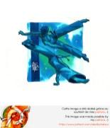 Aquarelle sur papier 300gr / watercolor on paper 300gr 21 x 29,7 cm / 8.3 x11,7in