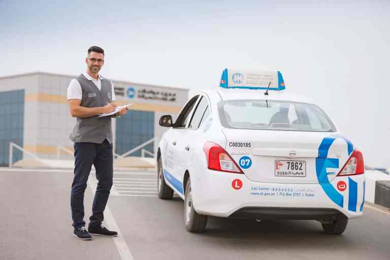 Emirates Transport Driving Institute launches a package of offers and promotions