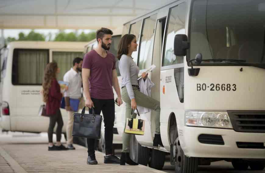 Universities Transport