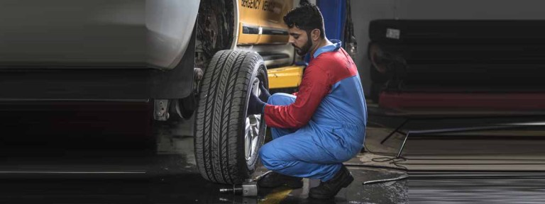 103,000 vehicles serviced by ET's Auto Services Centre in Abu Dhabi