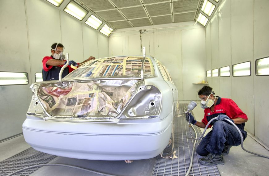 2,300 accident repairs for vehicles in Q1 of 2020