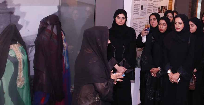 ET's female employees mark Emirati Women's Day with visit to Women's Museum in Dubai