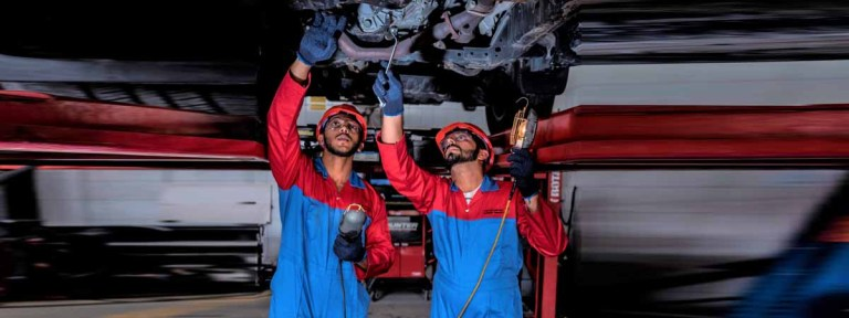 Nearly 6,800 vehicles serviced at ET's RAK Centre