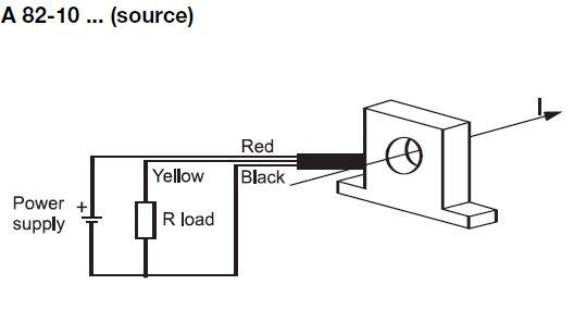 AC true RMS current analog metering transformer (0-500 Α