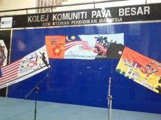 banner kemenangan pelajar..