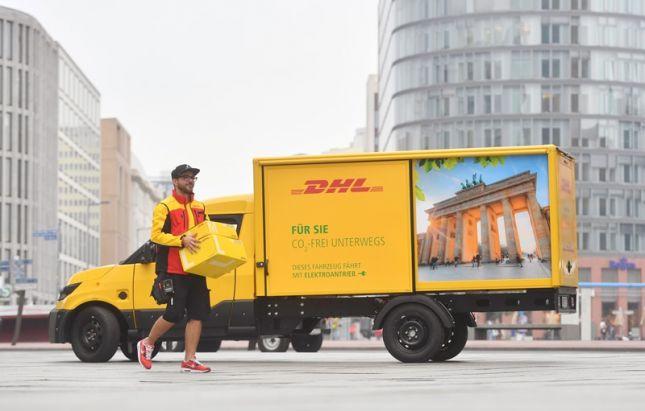 Streetscooter von DHL: Das Paket kommt im Elektromobil
