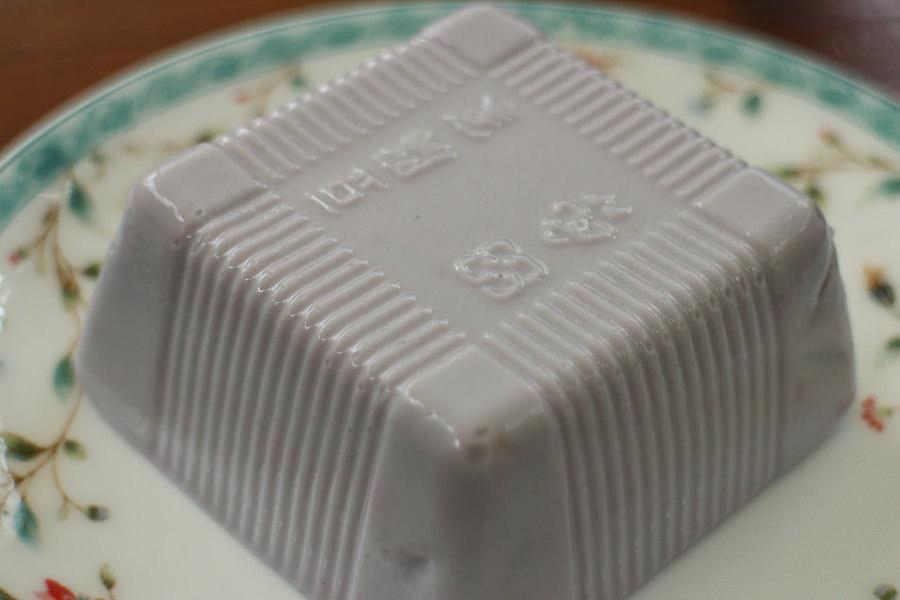 屏東 花生豆腐-客家人特有美食之一,客家庄的特別下午茶 屏東縣內埔鄉 賴媽媽花生豆腐