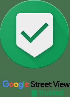 Googleストリートビュー認定フォトグラファー バッジ